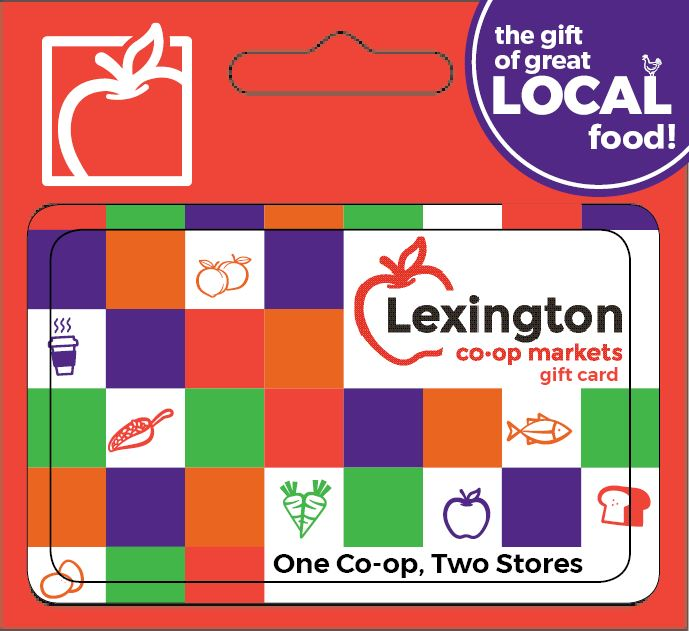 Lexington Coop Gift Card